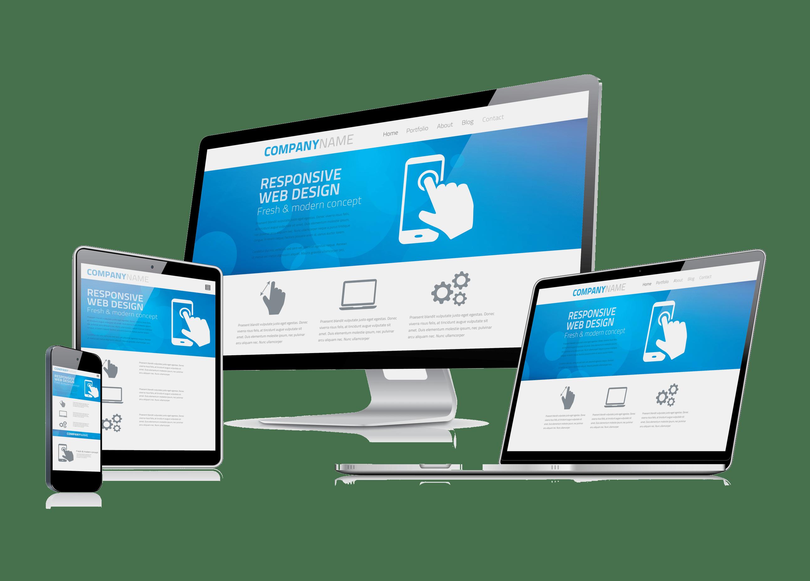 создание разработка сайтов